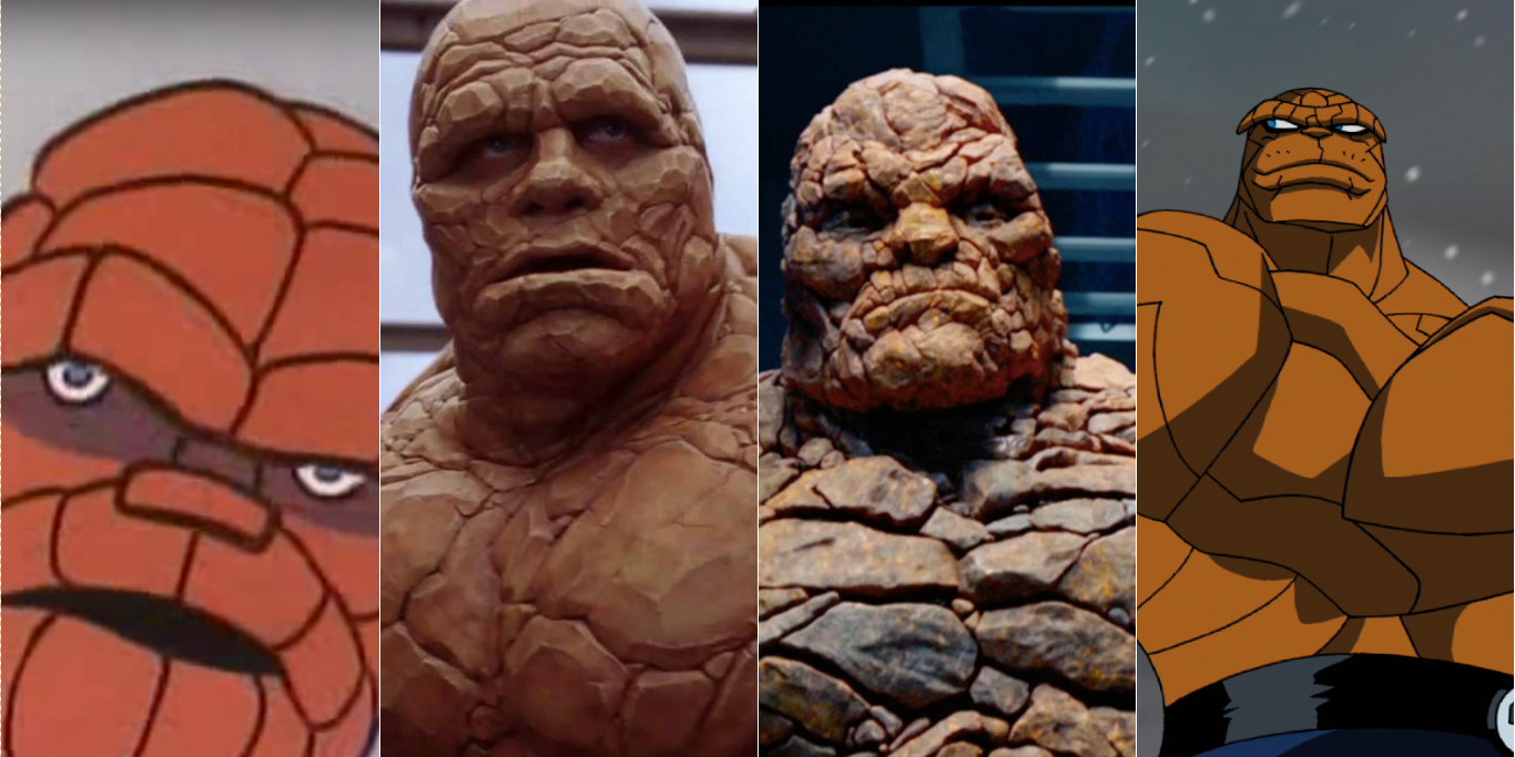 Every Adaptation Of The Fantastic Four Ranked From Worst