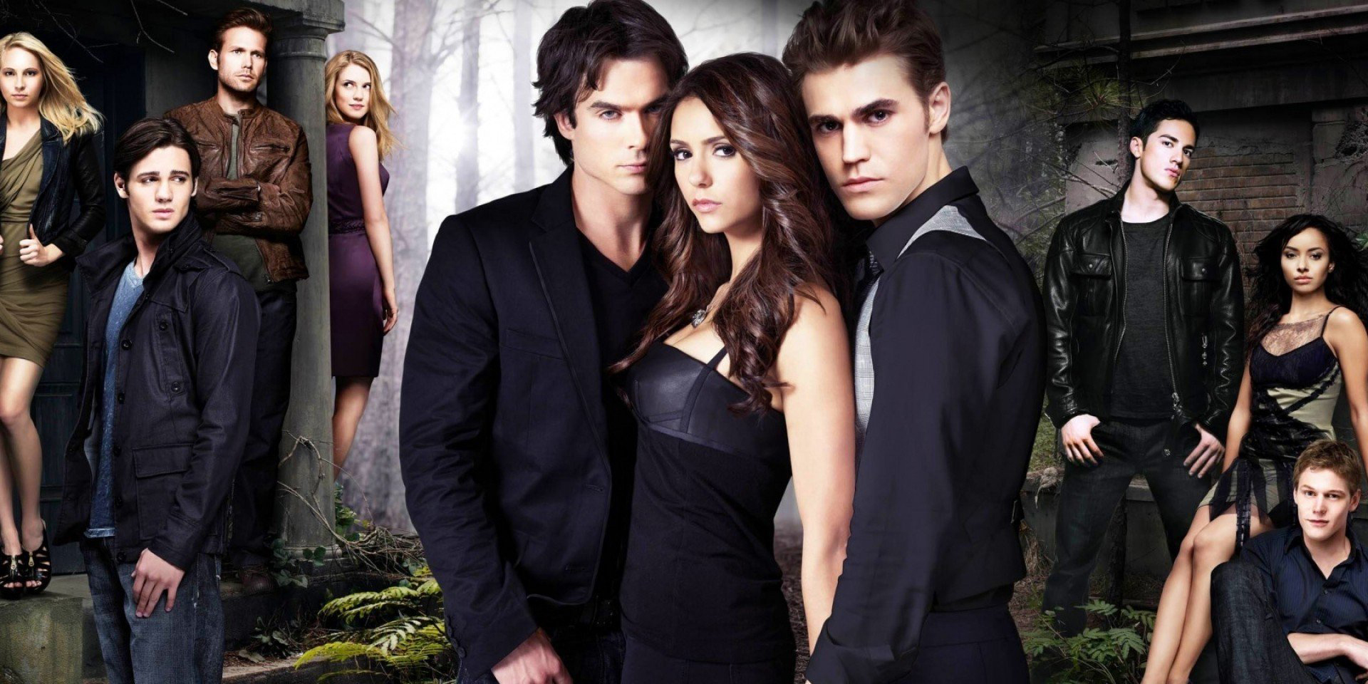 Vampire Diaries Stars Hookup In Real Life