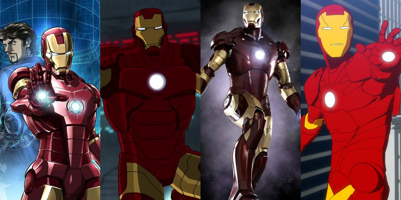Every Adaptation Of Iron Man Ranked Worst To Best