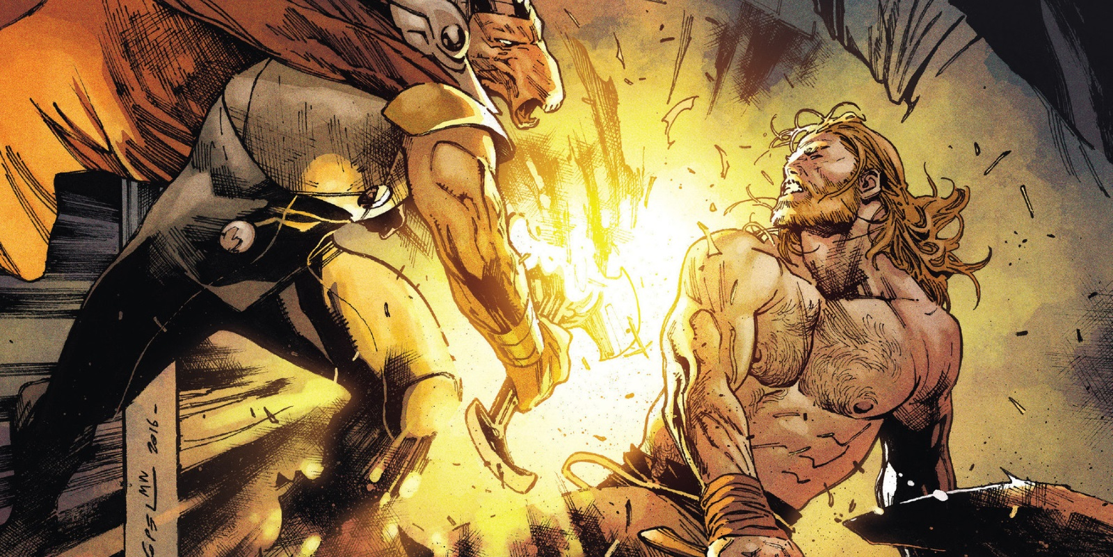 unworthy thor shows beta ray bill his 39 warrior madness 39