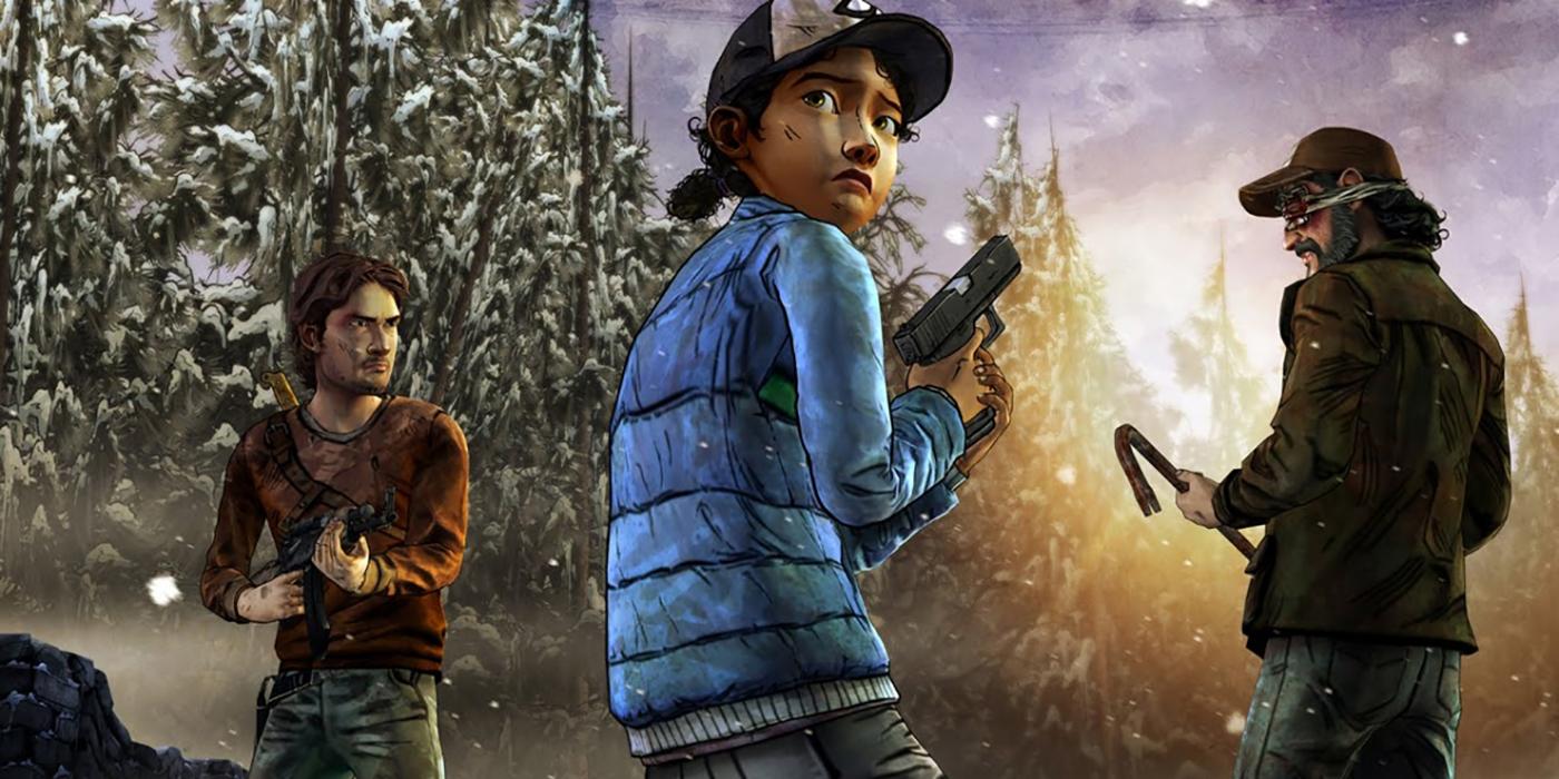 Walking Dead Telltale Game