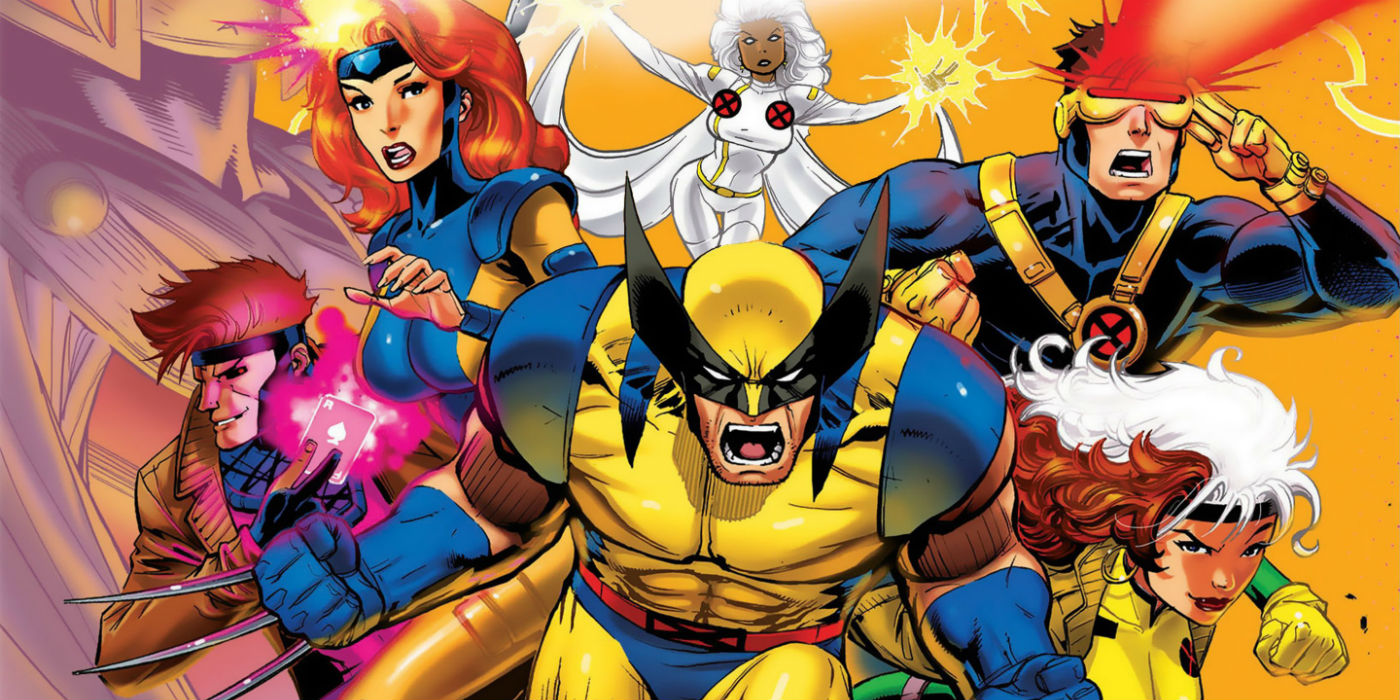 X Men Characters Comic FOX's X-Men TV Serie...