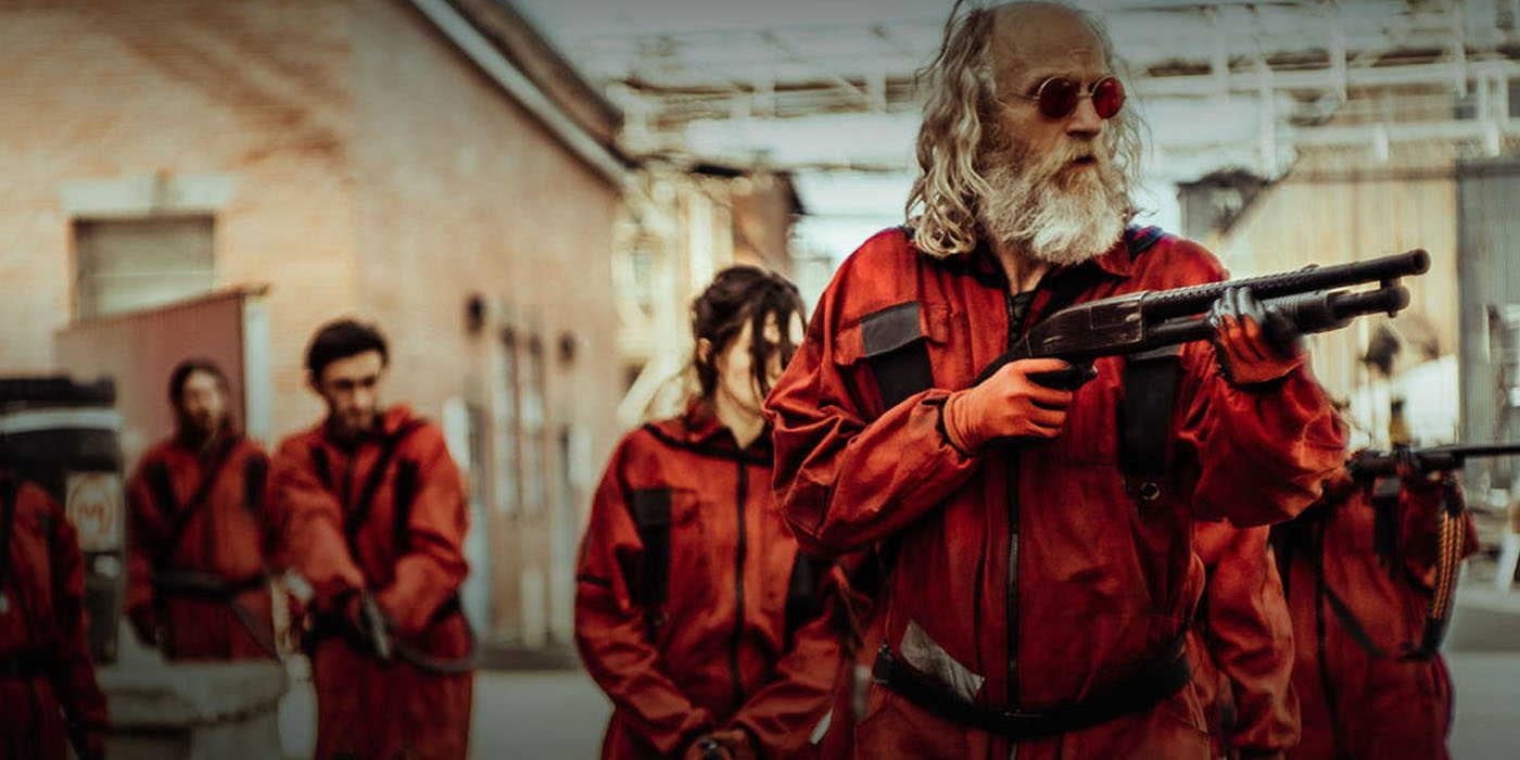 Z Nation - Russell Hodgkinson as Doc