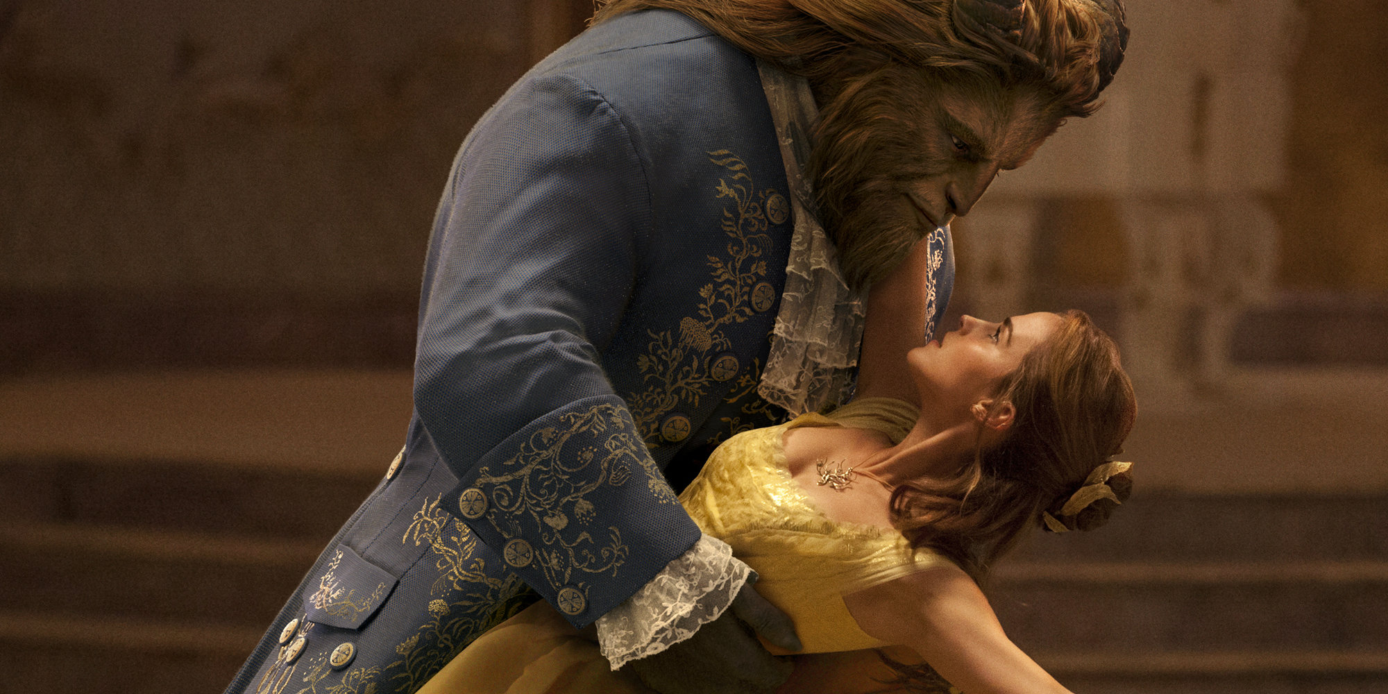 Beauty and the beast retelling with