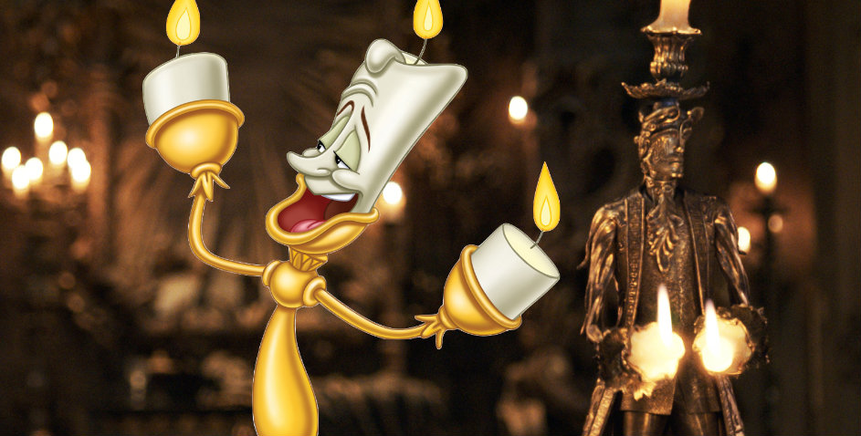 Beauty And The Beast Ewan Mcgregor Rerecorded Lumiere 39 S