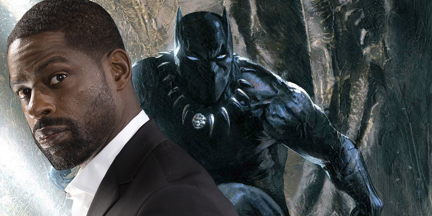 Sterling K. Brown talks Black Panther