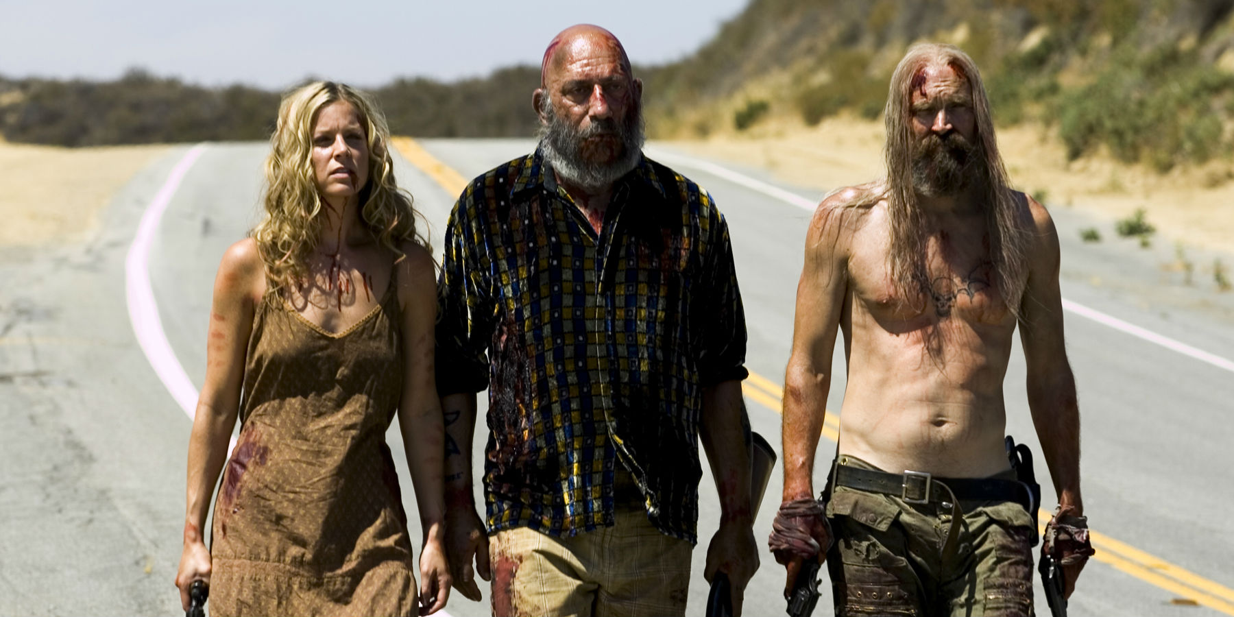 Devil's Rejects - Moon, Haig, and Moseley