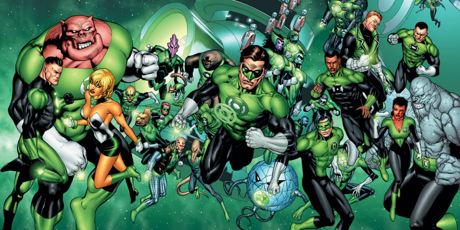 Duncan Jones Has Green Lantern Corps Movie IdeaDuncan Jones Has Green Lantern Corps Movie Idea