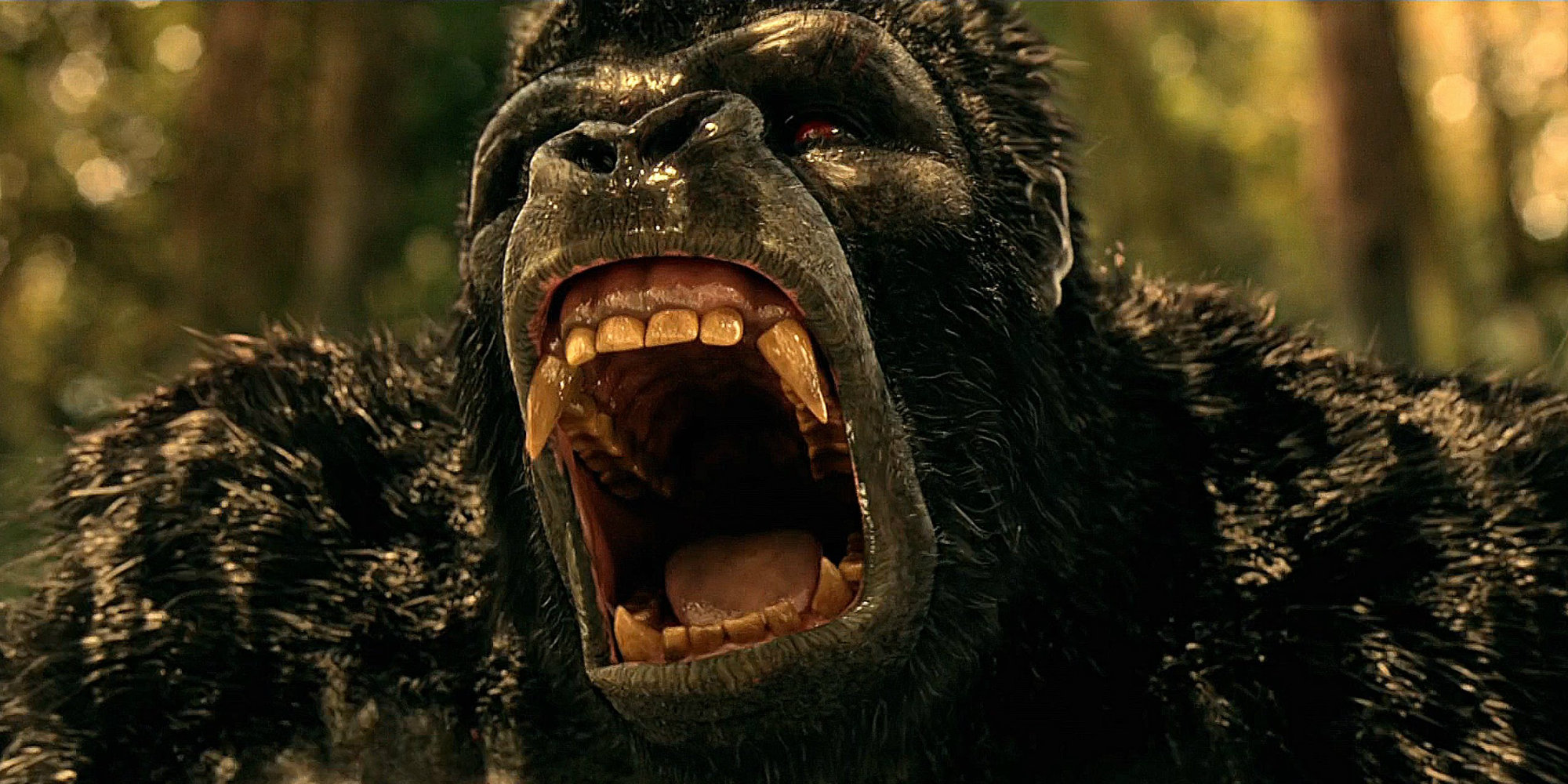 The Flash season 2 - Gorilla Grodd