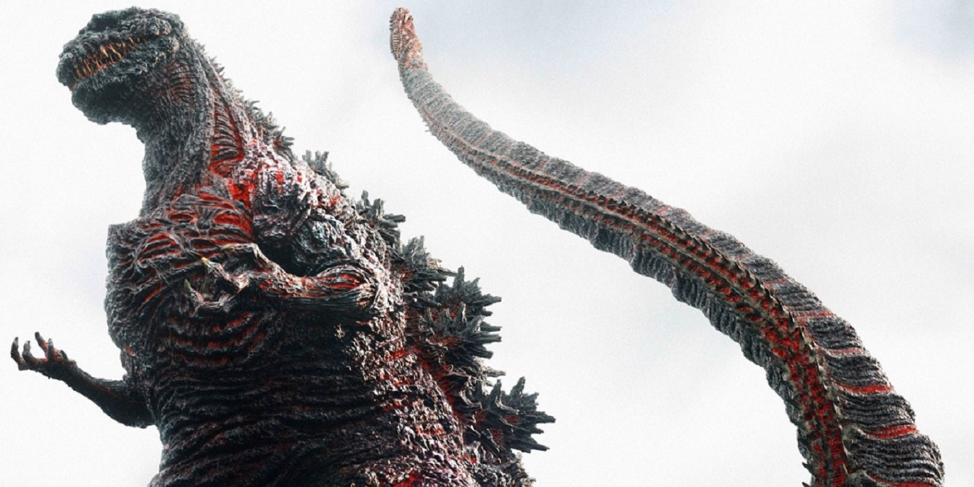 Shin Godzilla Nominated For Best Picture
