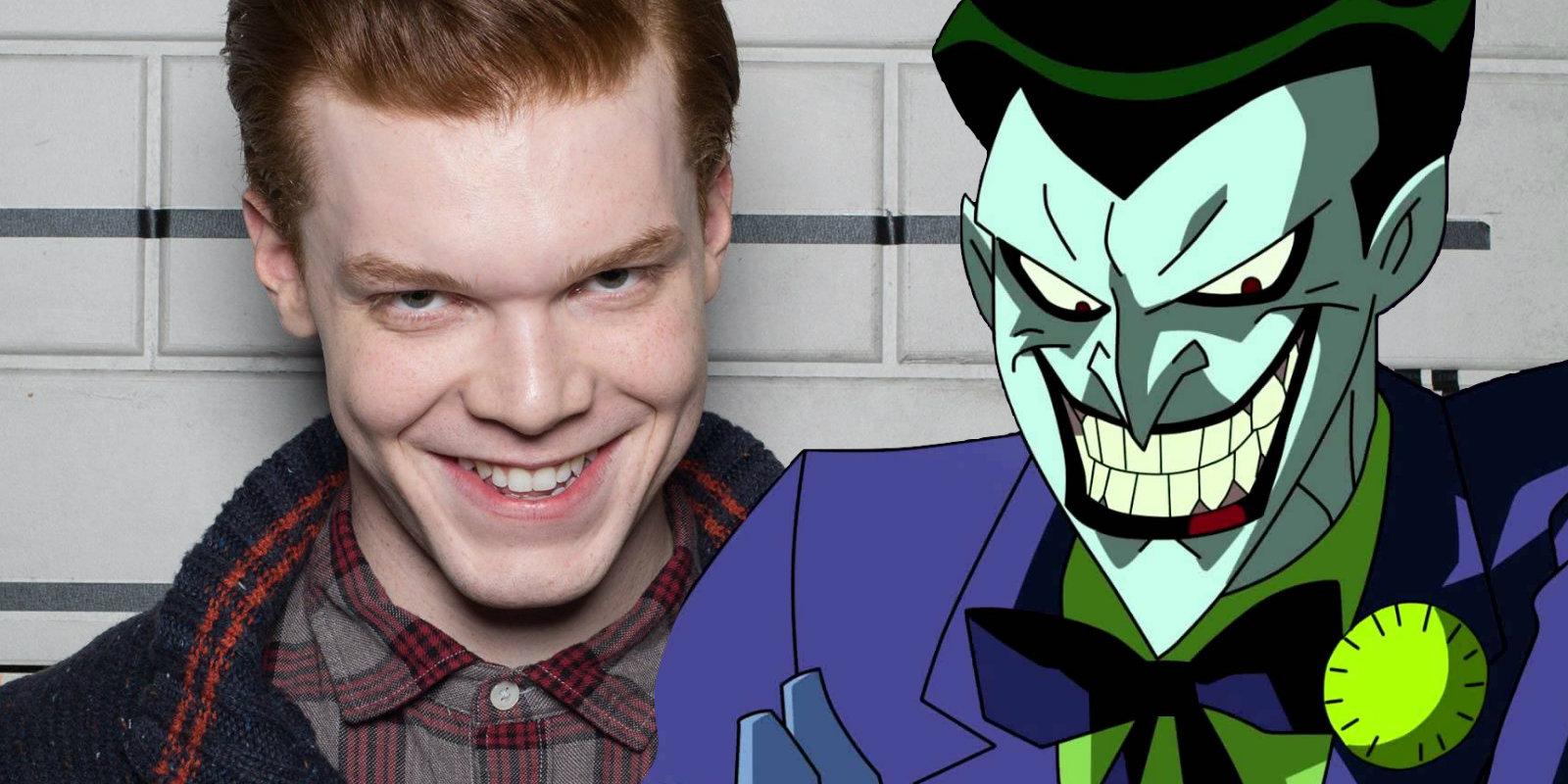 Gotham - Jerome inspired by Mark Hamill Joker