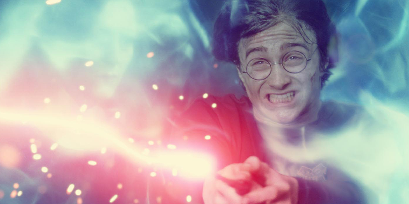 Harry potter 39 s most powerful spells screen rant for Strongest wand in harry potter