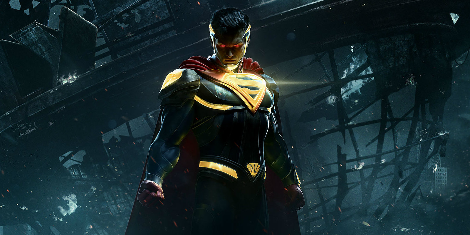 Injustice 2 Superman Hd Games 4k Wallpapers Images: Injustice 2 Story Trailer: DC Gods Become Tyrants