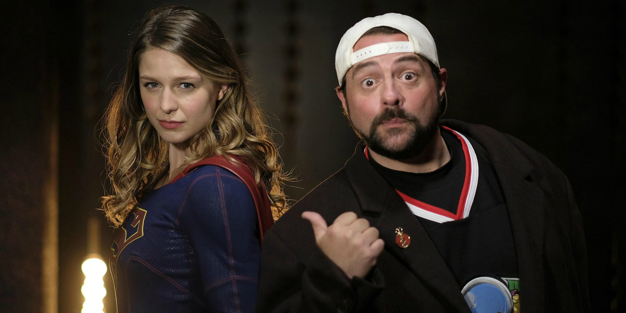 Kevin Smith Wants to Direct An Arrowverse Crossover Episode