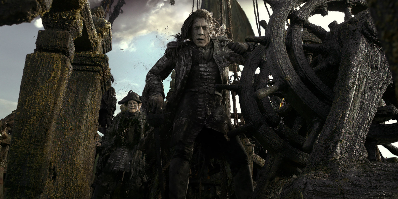 Caribbean Men: Javier Bardem Is On The Hunt In Pirates Of The Caribbean 5