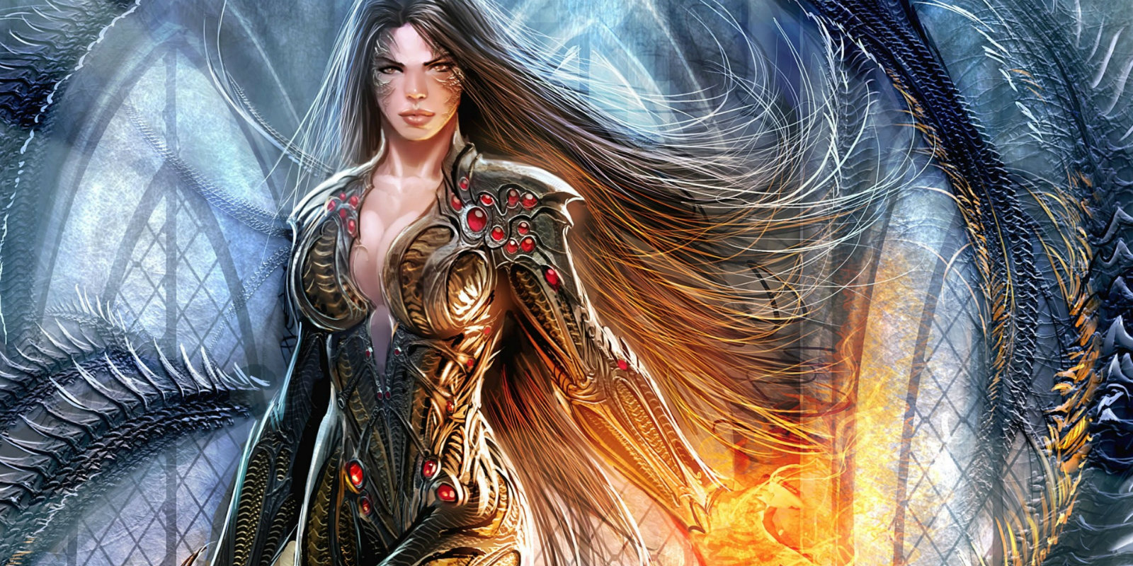 Witchblade TV Series Being Developed For NBC