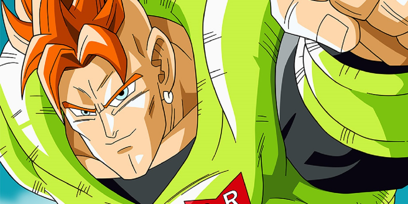 Android 16 Dragon Ball Z
