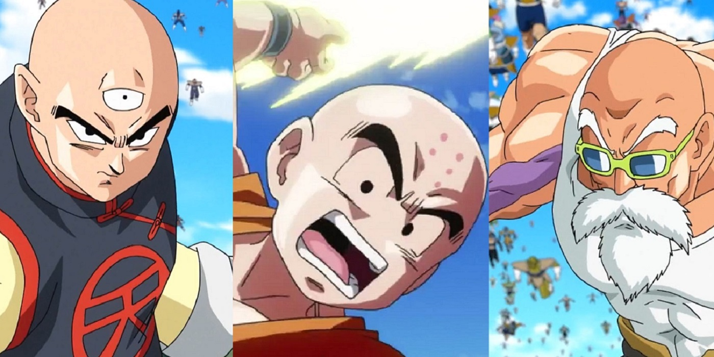 Dragon Ball Z: 15 Most Powerful Humans In The Series