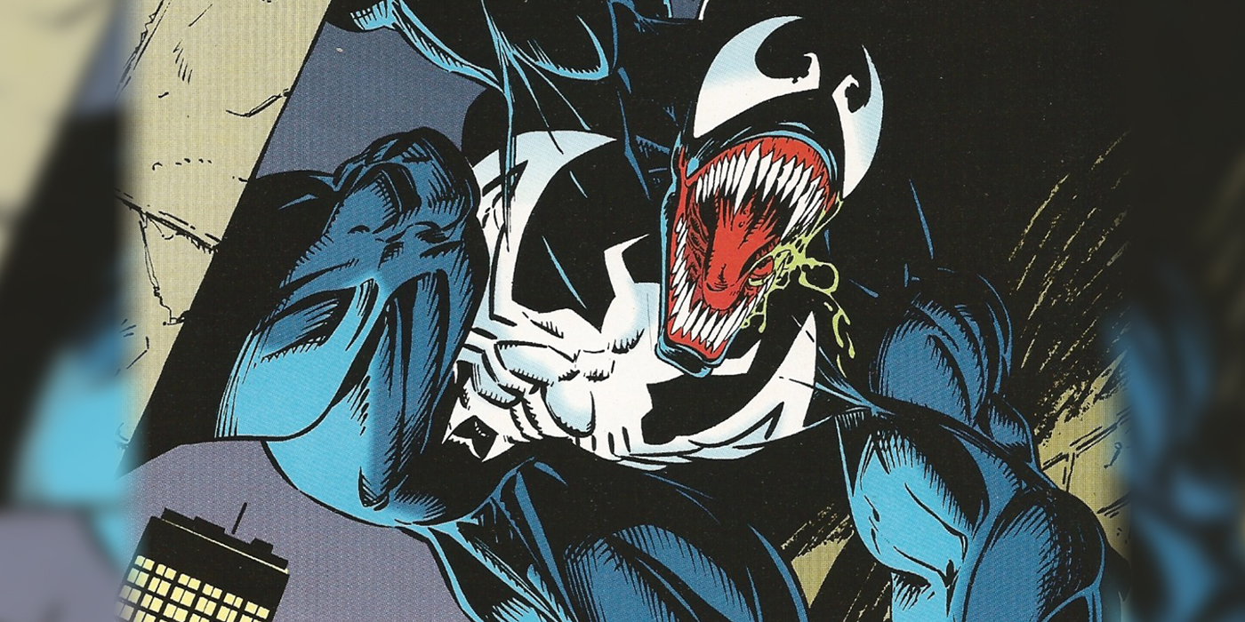 Venom Lethal Protector, Issue #2