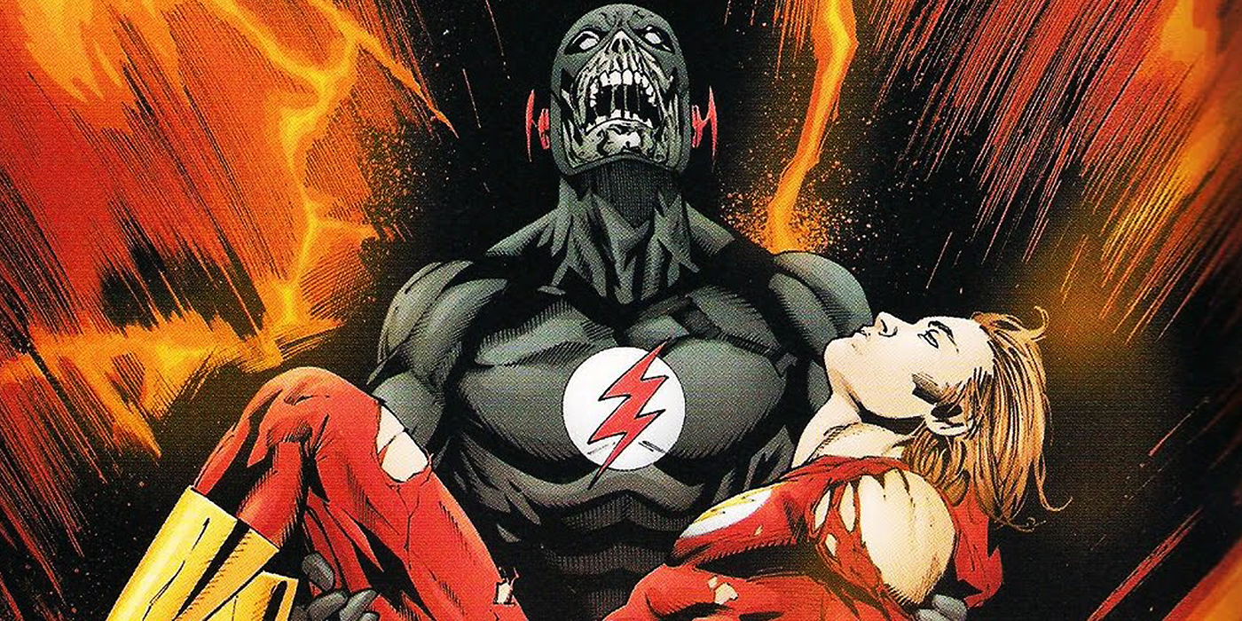 15 Things You Didn't Know About Black Flash | Screen Rant