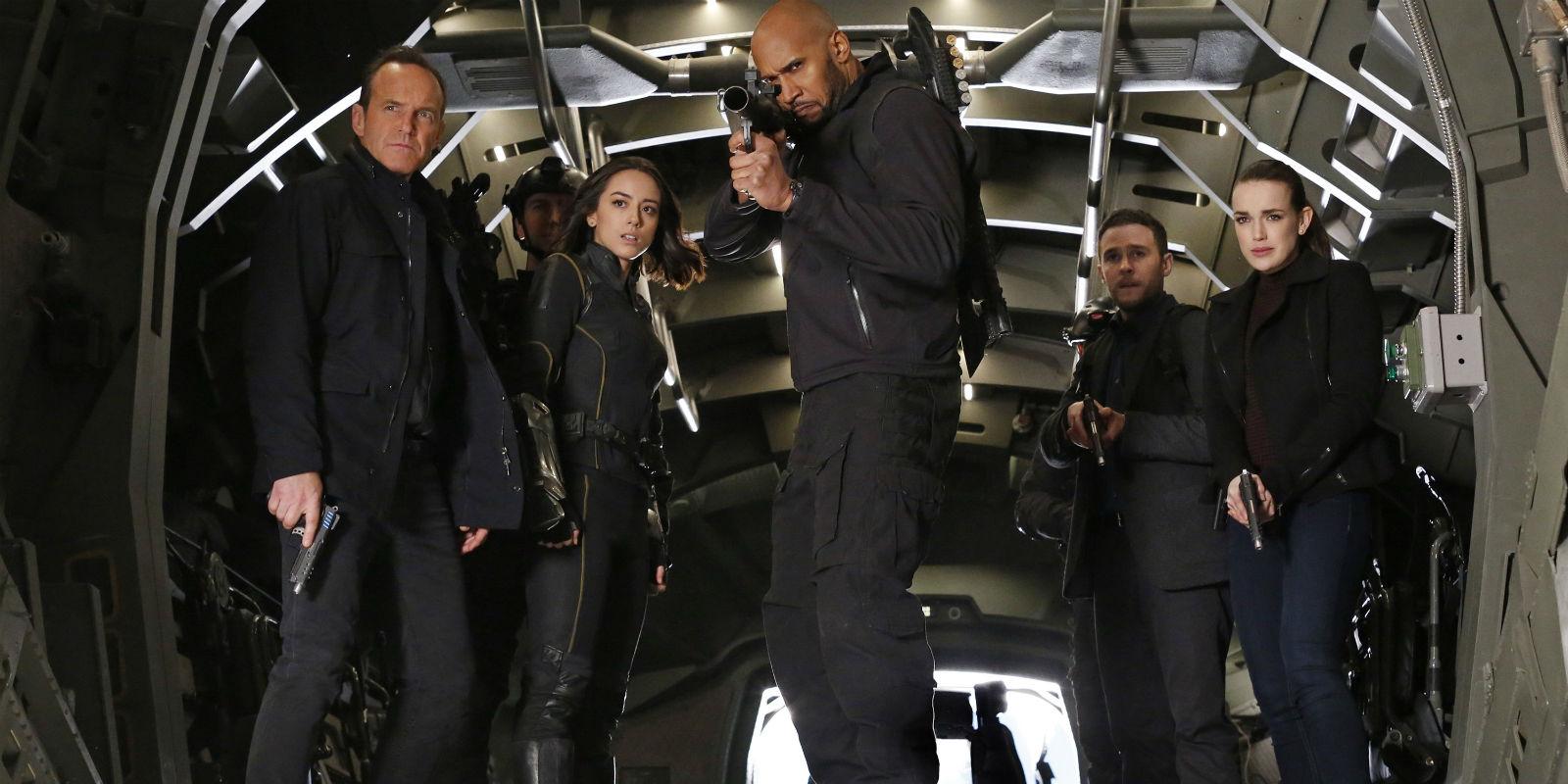 Agents Of Shield Stream Staffel 4