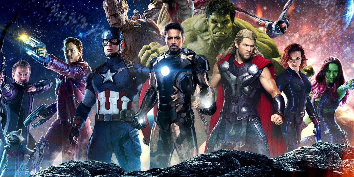 Avengers Infinity War cast