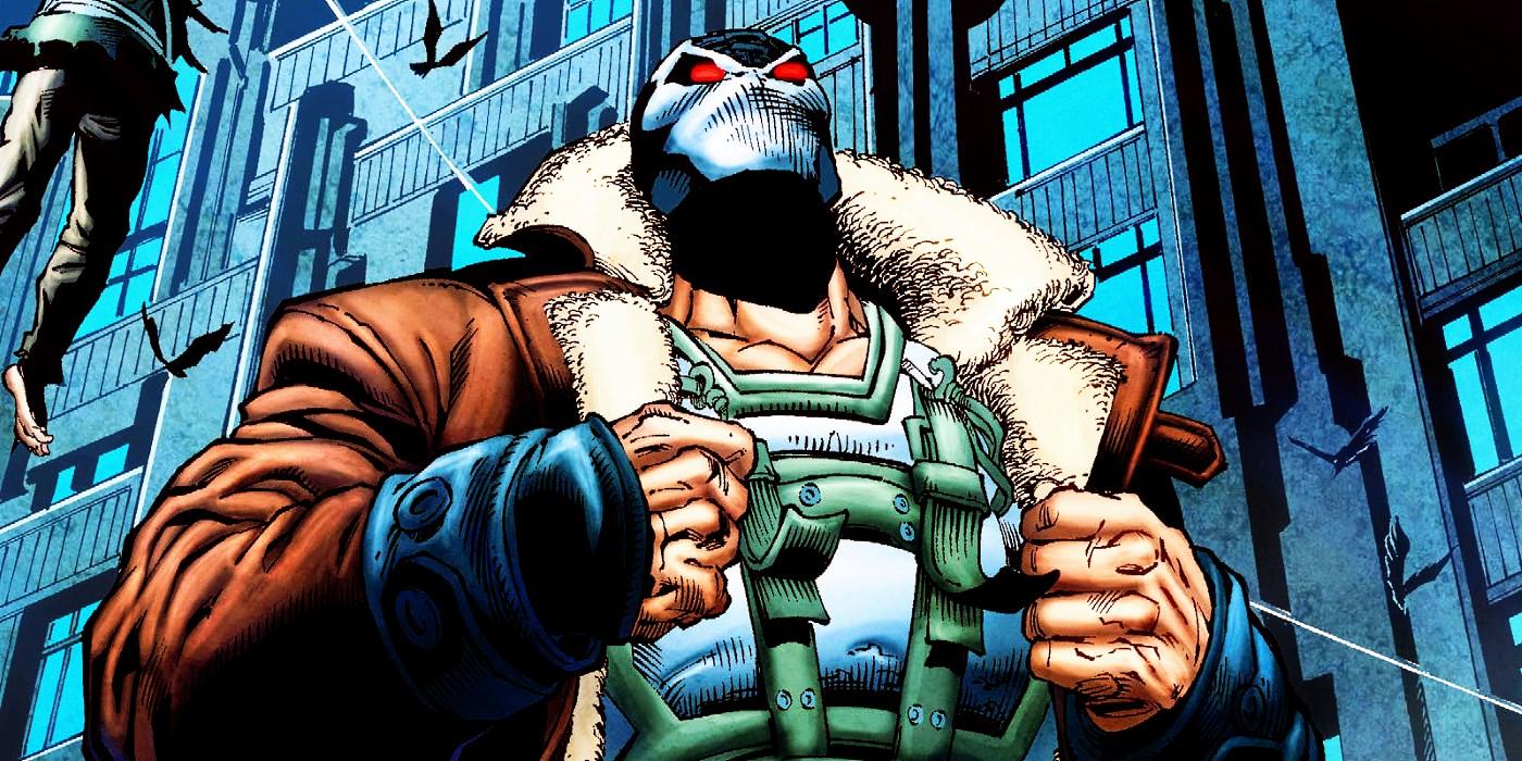 TeamAtom, Day One Bane-Arkham-Comic-Artwork