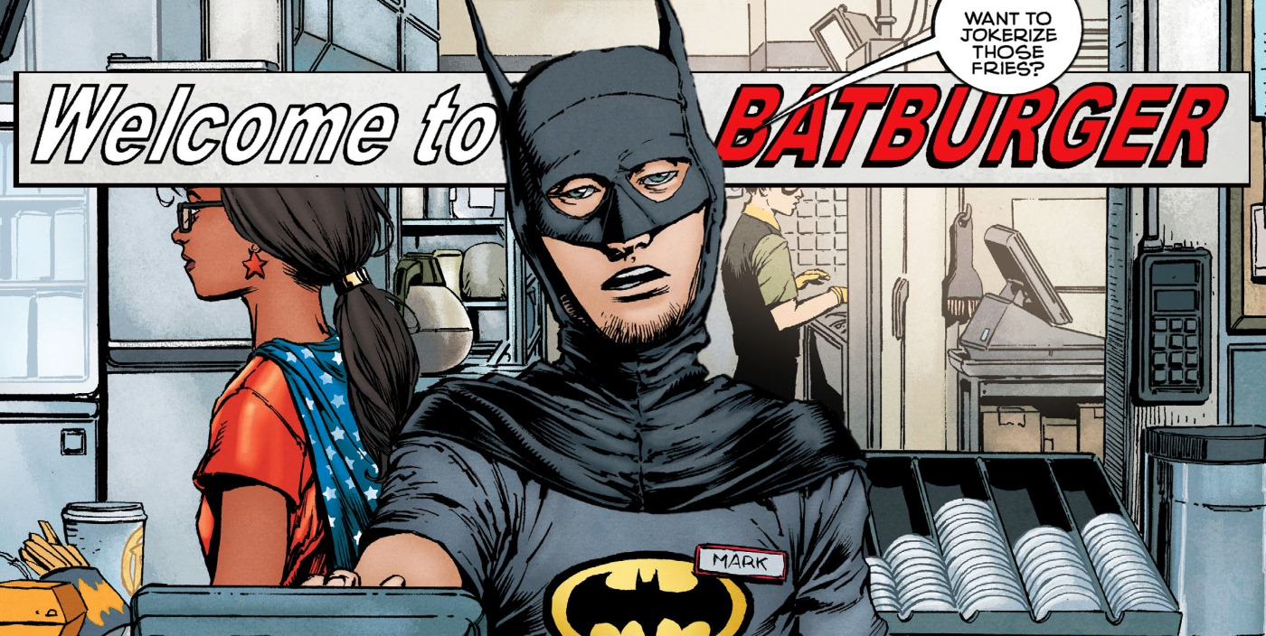 DC's 'Batburger' is The Batman Restaurant Fans Deserve