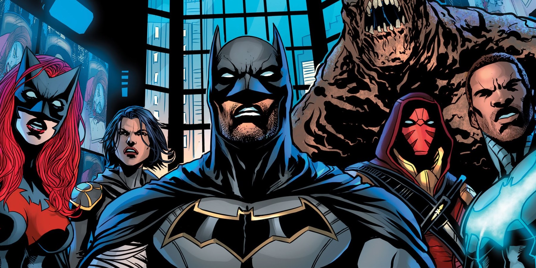 Batman Meets DC's New League of Shadows | Screen Rant