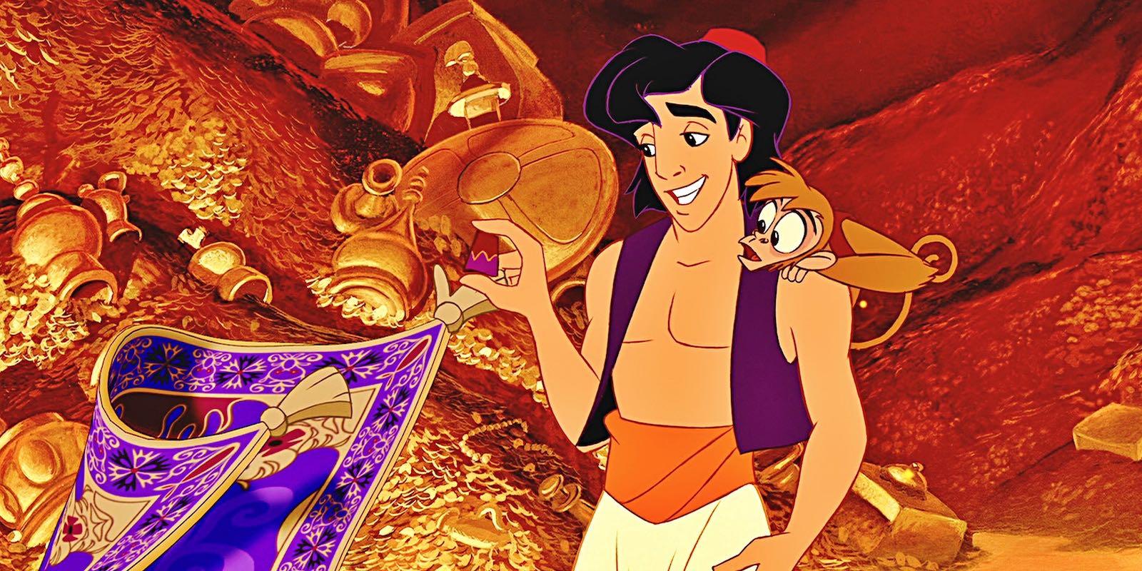Disney Live-Action Aladdin Adaptation Whitwashing