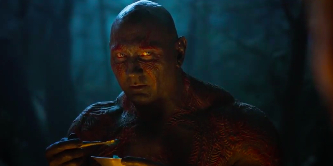 Guardians of the Galaxy 2 Trailer Scene is Not In Film