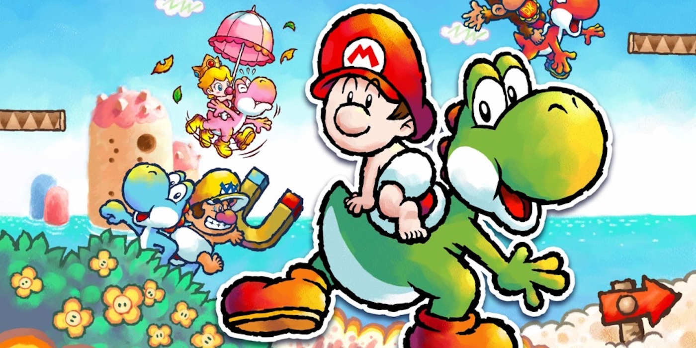 World   Yoshis Island
