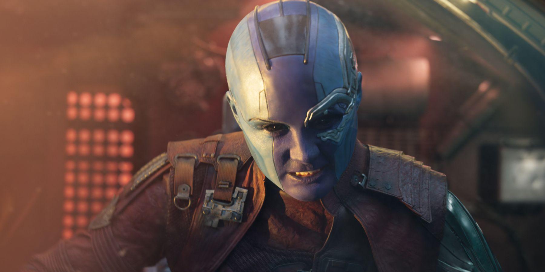 Guardians of the Galaxy Vol 2 - Karen Gillan as Nebula