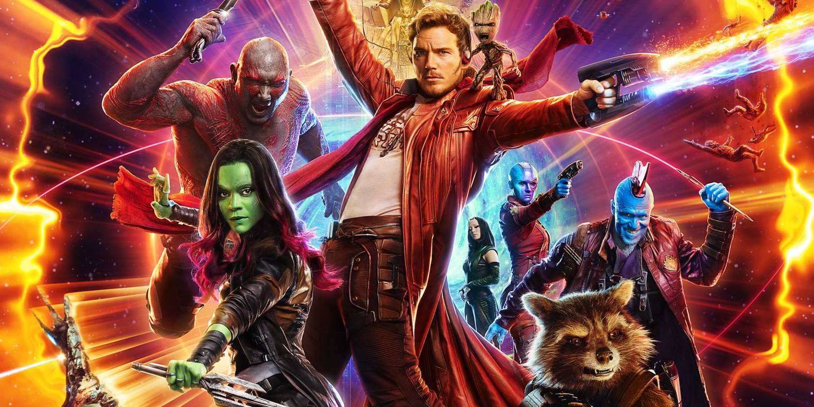 'Guardians' sequel blasts off to $17M on opening night