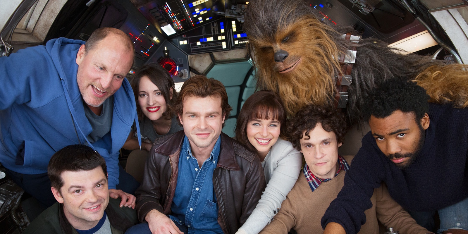 Han Solo Movie Cast Photo cropped