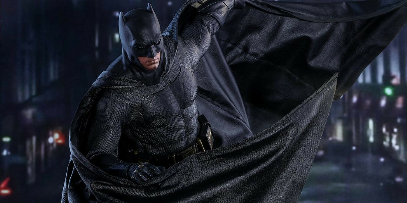 hot toys reveals a new batman figure from his appearance in suicide squad. Black Bedroom Furniture Sets. Home Design Ideas