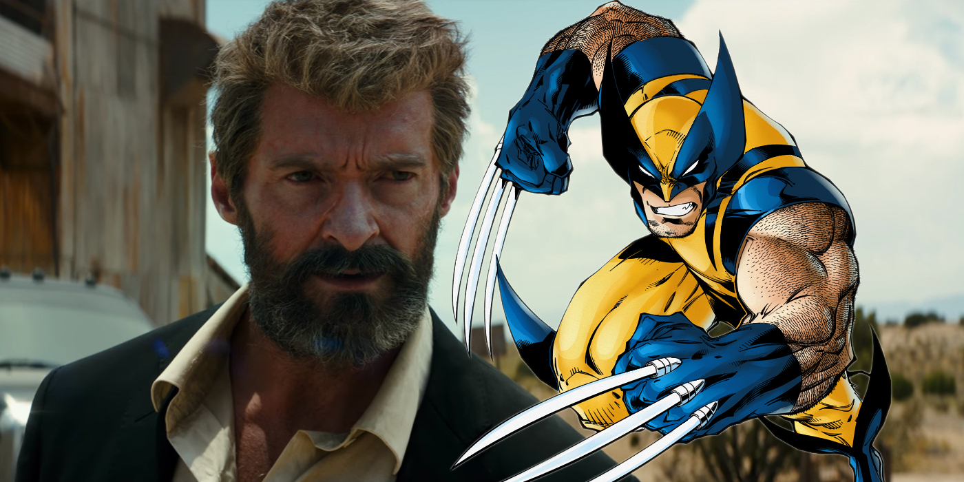 Is Hugh Jackman Teasing A Yellow Wolverine Costume In Logan?