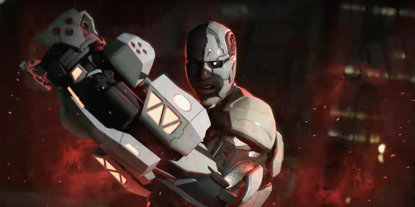 Injustice 2: Cyborg Debuts in