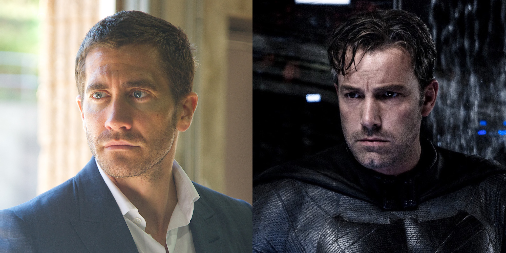 Jake Gyllenhaal and Ben Affleck