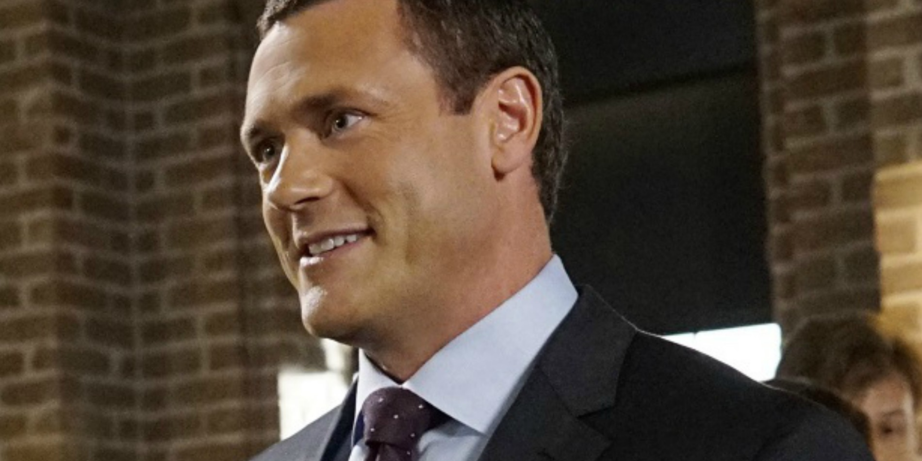Jason O Mara as Jeffrey Mace in Agents of Shield