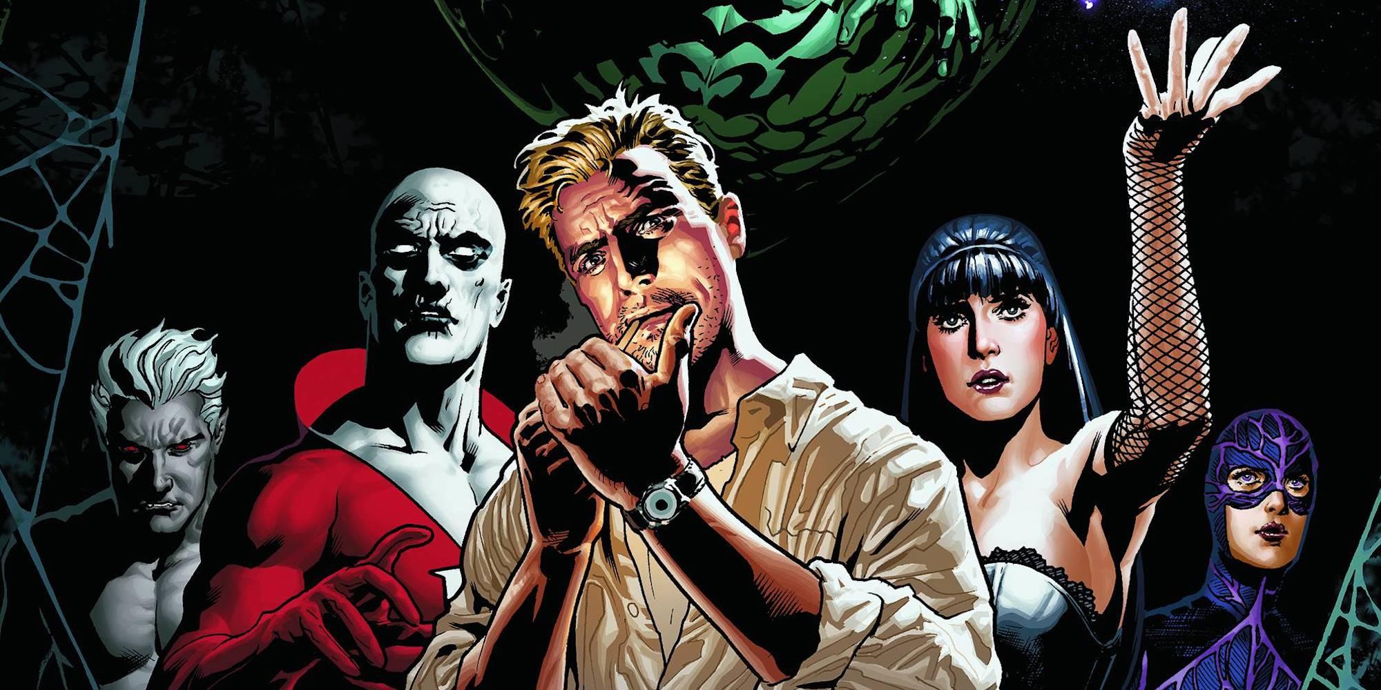 Justice League Dark wallpaper