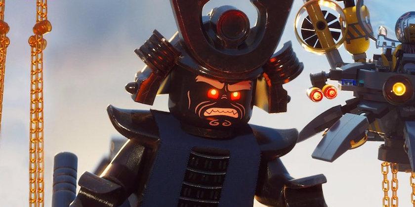 LEGO Ninjago Movie Villain Revealed
