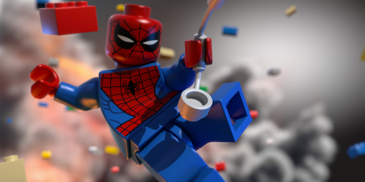 Spider man homecoming lego sets revealed screen rant - Lego spiderman 2 ...