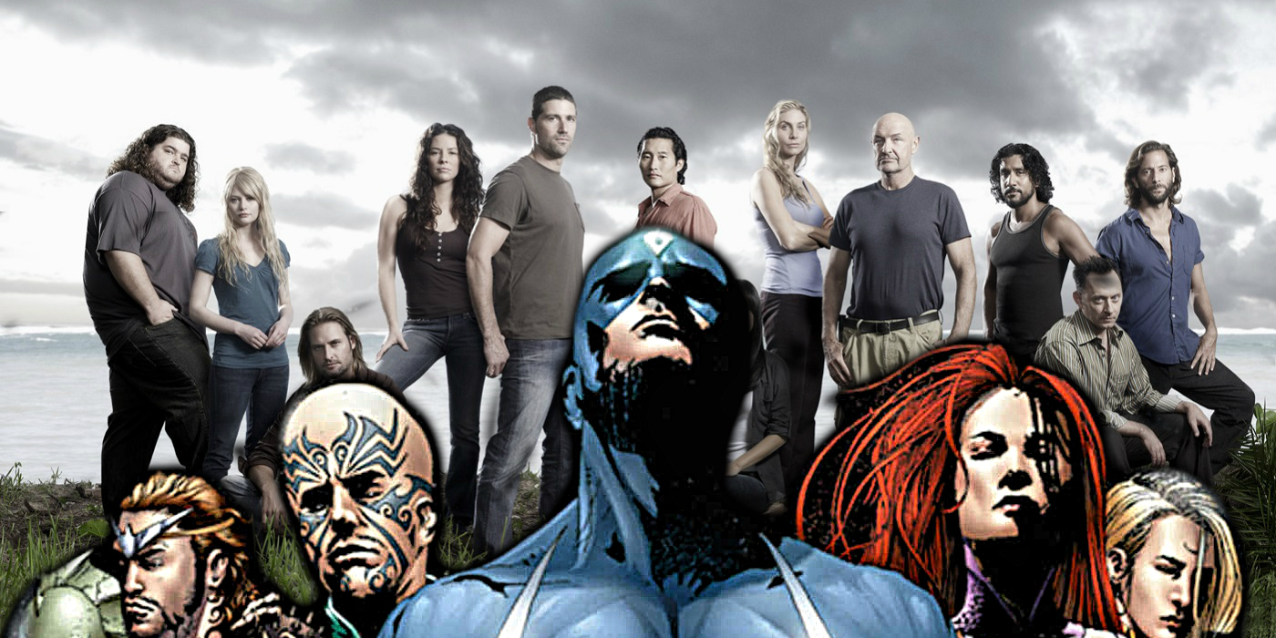 Inhumans Casting Update: Lost Star Reportedly Circling