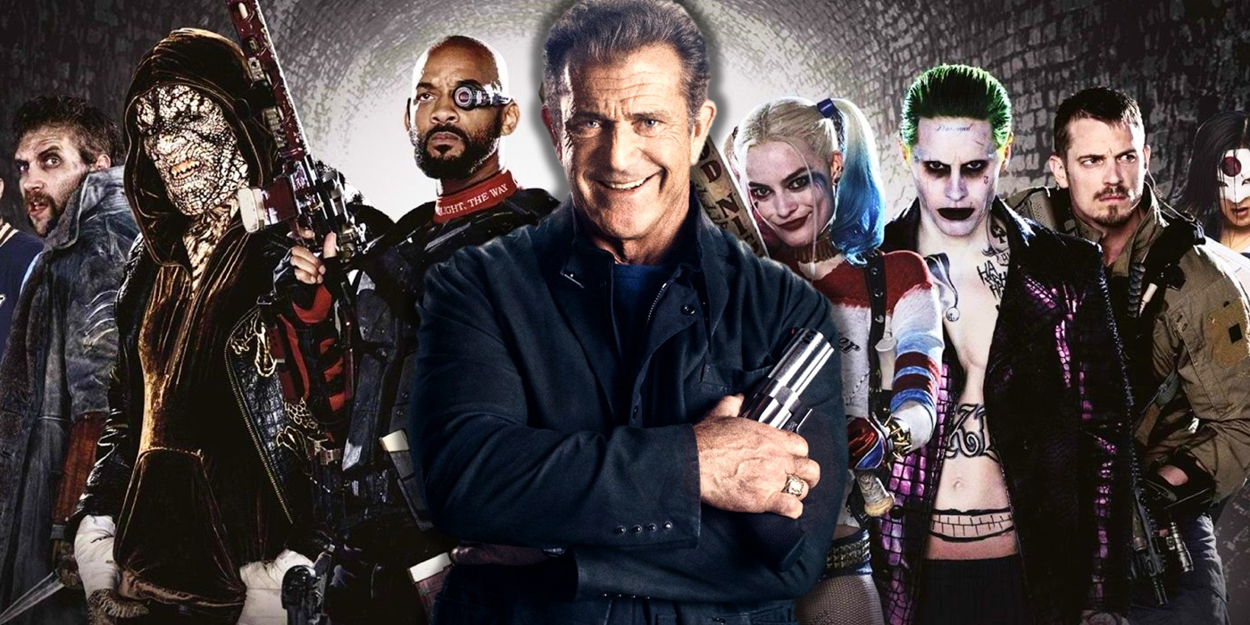 How Directing Suicide Squad 2 Could Redeem Mel Gibson Ben Affleck Rant