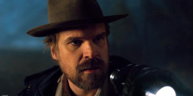 Stranger Things Season 2 Images Jim Hopper