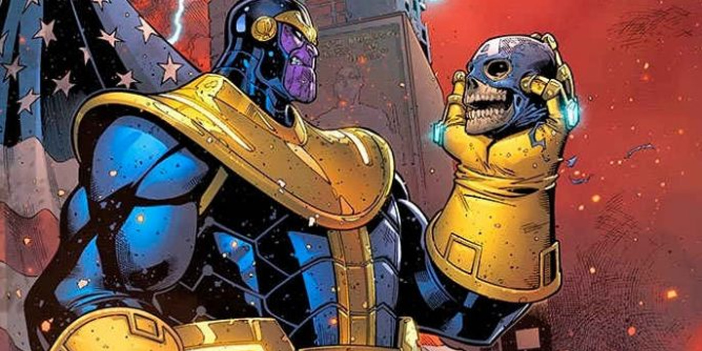 15 Comic Book Icons Thanos Has Killed | Screen Rant
