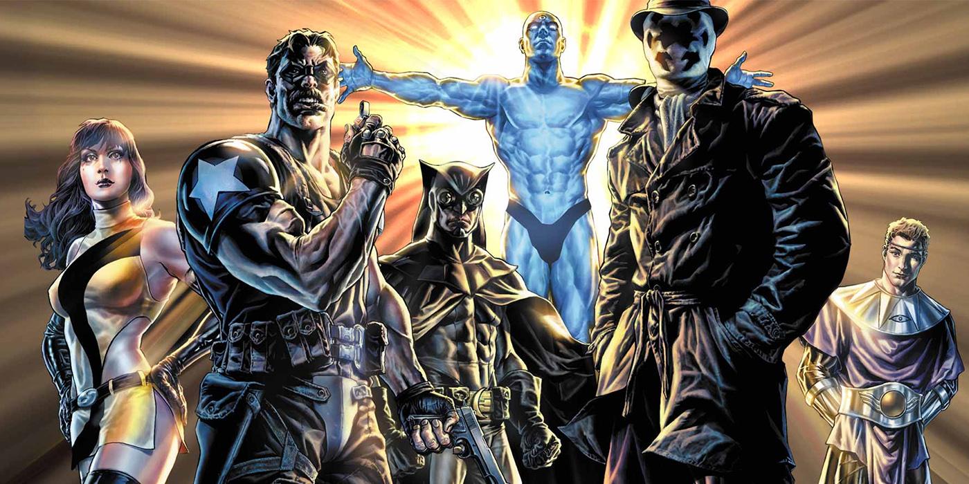 Watchmen Entire Team