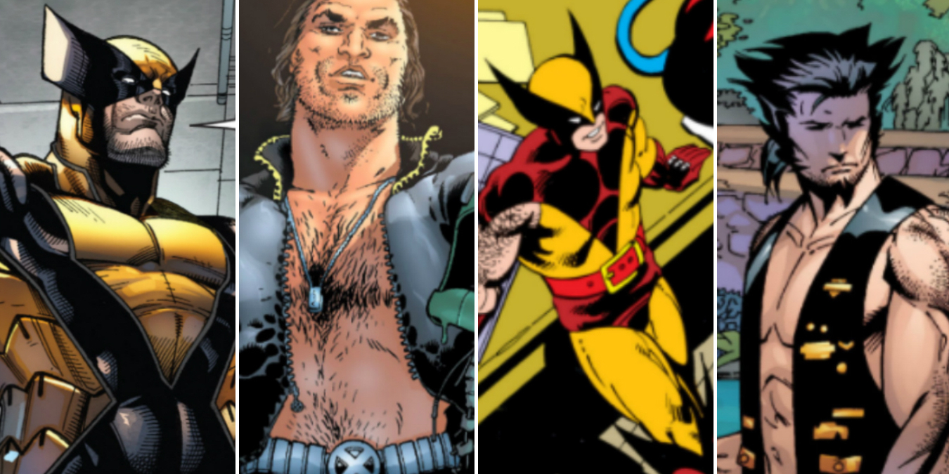 Every One Of Wolverine's Comic Book Costumes, Ranked Worst ...
