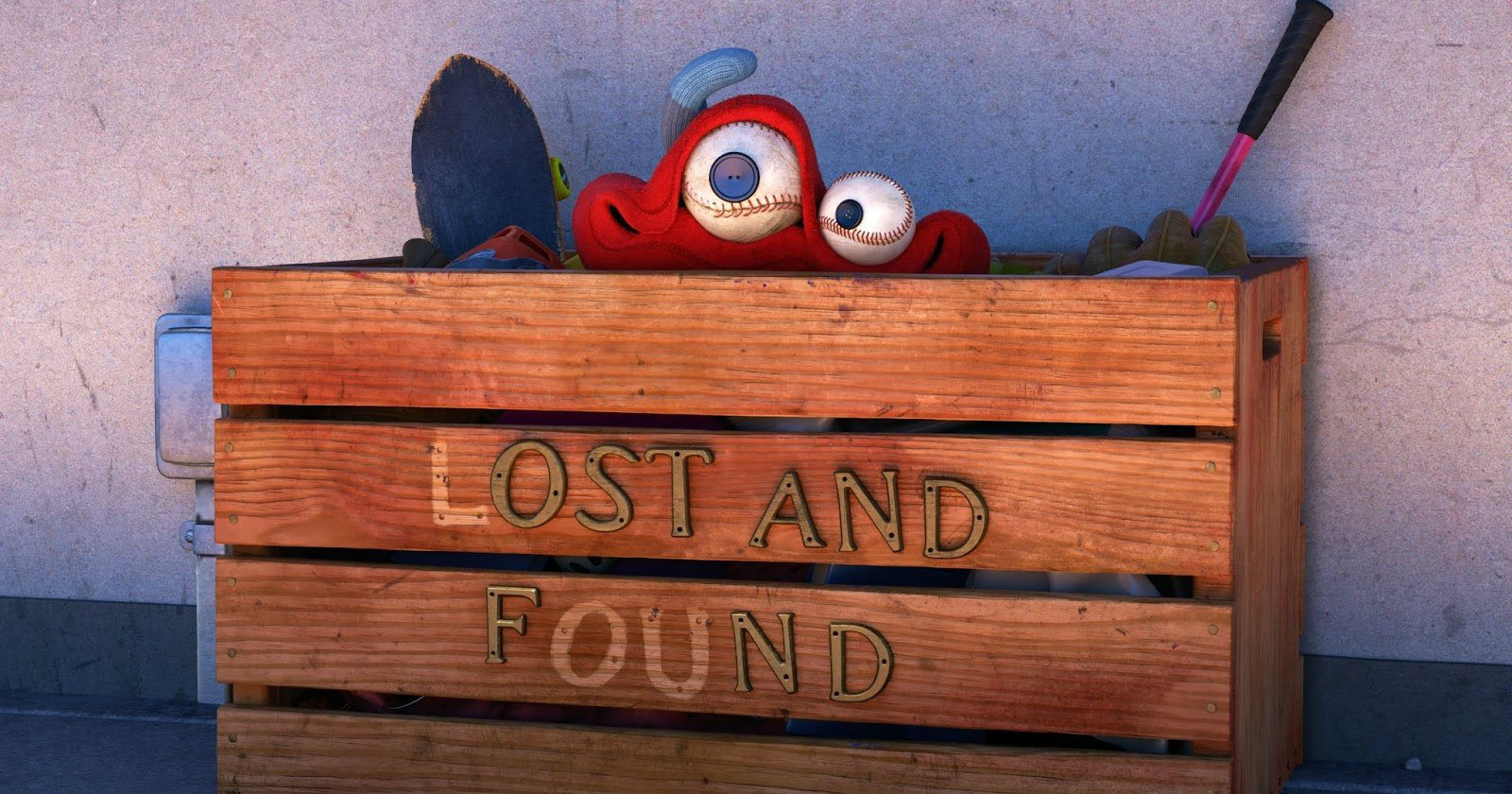 Disney and Pixar's Lou